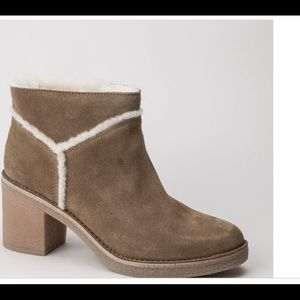 NEW UGG ankle booties